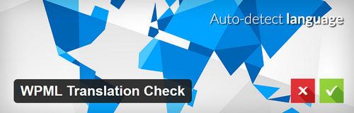 افزونه چندزبانه کردن وبسایت با WPML Translation Check برای وردپرس