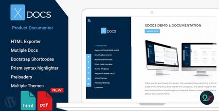 ایجاد فایل راهنما برای محصولات در وردپرس با افزونه X Docs