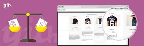 مقایسه محصولات در ووکامرس با افزونه YITH WooCommerce Compare