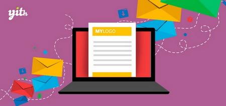 افزونه قالب ایمیل های ووکامرس YITH WooCommerce Email Templates