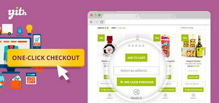 افزونه ایجاد دکمه خرید فوری در ووکامرس YITH WooCommerce One Click Checkout