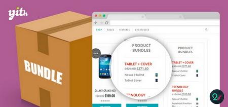 افزونه پیشنهاد محصول مرتبط در ووکامرس YITH WooCommerce Product Bundles