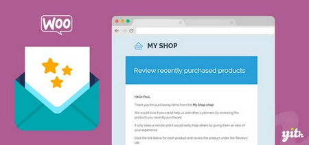 افزونه نمایش نظرات محصولات ووکامرس YITH WooCommerce Review Reminder