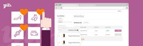افزودن لیست علاقه مندی محصولات در ووکامرس
