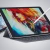 طرح لایه باز موکاپ تبلت iPad Pro به همراه کیبورد هوشمند