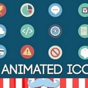 دانلود پکیج 90 آیکون متحرک Animated Icons Pack