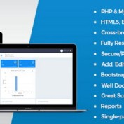 اسکریپت ورود و عضویت به صورت پیشرفته Advance Login Registration & User Management