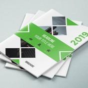 دانلود طرح لایه باز بروشور شرکتی قابل استفاده و ویرایش در فتوشاپ