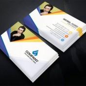 دانلود فایل لایه باز کارت ویزیت شرکتی شماره 9