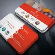 دانلود طرح لایه باز کارت ویزیت پزشکی