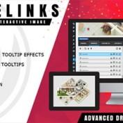افزونه ایجاد تصاویر تعاملی در وردپرس ImageLinks
