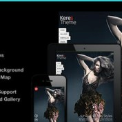 Keres-v2.5-Fullscreen-Photography-Theme