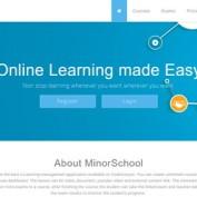 اسکریپت سیستم مدیریت مدرسه MinorSchool
