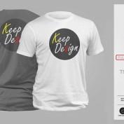 موکاپ تی شرت مردانه با فرمت AI , PSD برای فتوشاپ و ایلاستریتور