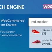 افزونه ایجاد موتور جستجو محصولات ووکامرس WooCommerce Search Engine