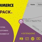 افزونه بسته هوشمند ووکامرس WooCommerce Smart Pack