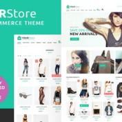 دانلود قالب فروشگاهی YourStore برای ووکامرس