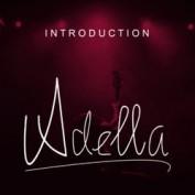 دانلود فونت بسیار زیبای ادلا Adella Font
