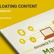 نمایش محتوا به صورت شناور در وردپرس با افزونه Advanced Floating Content