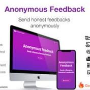 اسکریپت خدماتی ارسال بازخورد به صورت ناشناس Anonymous Feedback