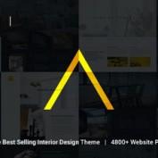 دانلود پوسته معماری و دکوراسیون داخلی Archi برای وردپرس