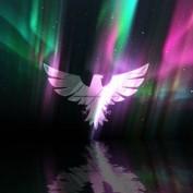 دانلود پروژه آماده افتر افکت نمایش لوگو Aurora Lights Logo