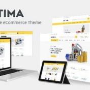 دانلود قالب فروشگاهی Autima برای اپن کارت