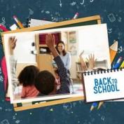 دانلود پروژه آماده افتر افکت اسلایدشو بازگشایی مدارس Back to School Slideshow