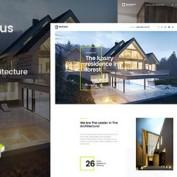دانلود قالب دکوراسیون داخلی Bauhaus برای وردپرس