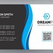 دانلود طرح لایه باز کارت ویزیت شرکتی قابل ویرایش در فتوشاپ