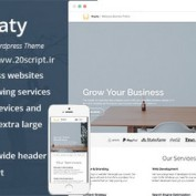 bogaty-clean-modern-wordpress-business-theme