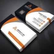 دانلود طرح لایه باز کارت ویزیت شرکتی شماره 28