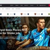 دانلود قالب خبری Calcio برای جوملا