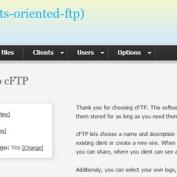 اسکریپت اشتراک گذاری فایل میان کاربران cFTP