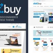 دانلود قالب فروشگاهی لوازم دیجیتال Clickbuy برای ووکامرس