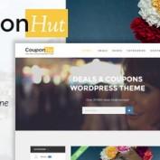 قالب فروش کوپن تخفیف CouponHut برای وردپرس