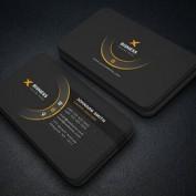دانلود لایه باز کارت ویزیت خلاقانه شرکتی و شخصی با فرمت PSD