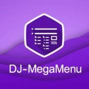 افزونه مگامنو پیشرفته جوملا DJ-MegaMenu
