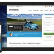 قالب وردپرس آموزشگاه رانندگی Driving School