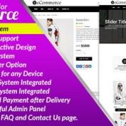 اسکریپت فروشگاه ساز و چند فروشندگی E-Commerce PRO