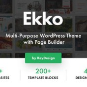ekko-multipurpose-wordpress-theme-with-page-builder