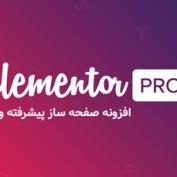 افزونه صفحه ساز پیشرفته وردپرس Elementor Pro
