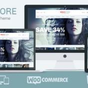 دانلود قالب فروشگاهی eMaxStore برای ووکامرس