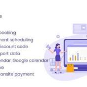 افزونه رزرواسیون و نوبت دهی آنلاین در وردپرس Fat Services Booking