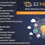 اسکریپت بازاریابی از طریق فیسبوک EZ Inboxer