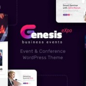 genesisexpo-business-events-conference-wordpress-theme