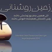 دانلود رایگان مجموعه فونت فارسی Gilan
