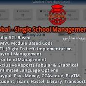 اسکریپت حرفه ای مدیریت مدارس Global