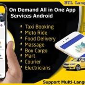 دانلود سورس اپلیکیشن اندروید درخواست تاکسی GoTaxi