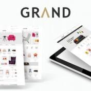 دانلود قالب Grand برای پرستاشاپ